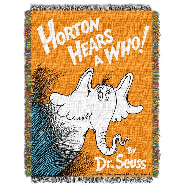 ENT 051 Dr. Suess Horton Hears a Who