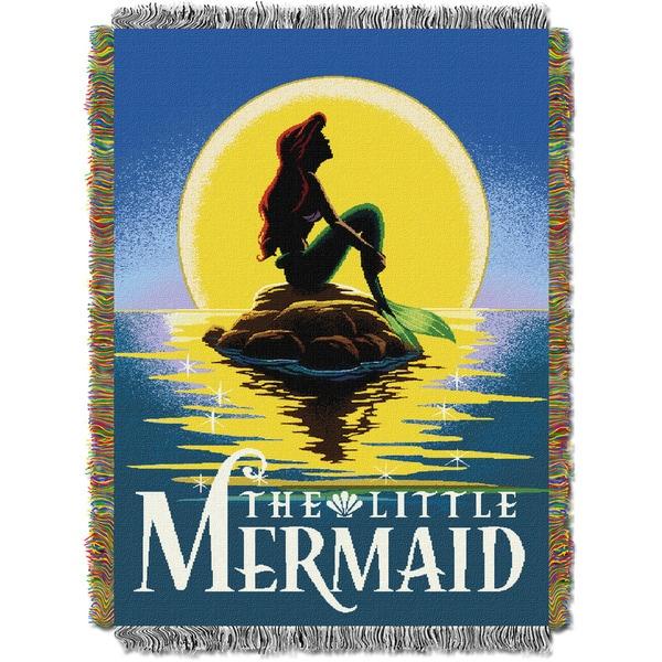 ENT 051 Ariel Little Mermaid Poster