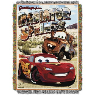 ENT 051 Cars - Greetings Radiator Springs