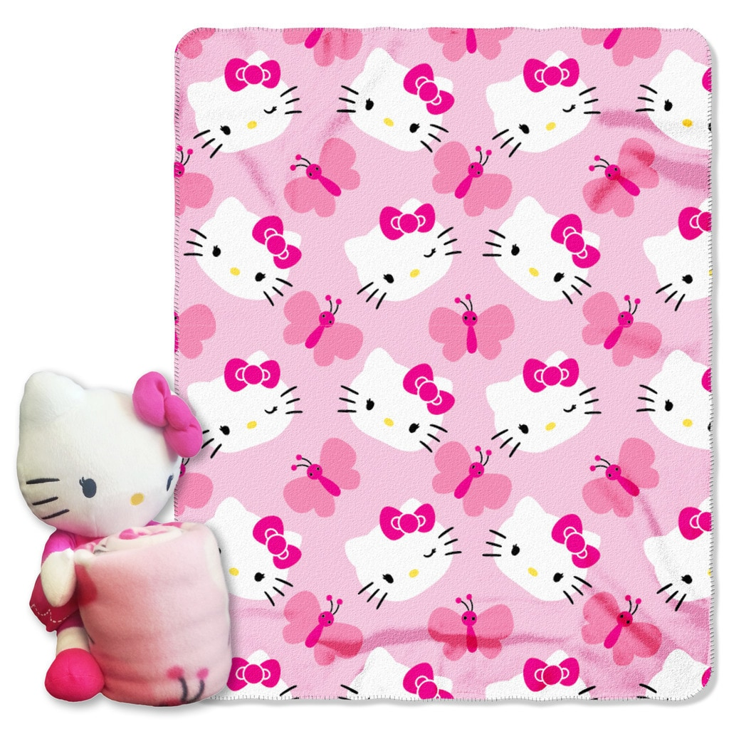 Norwesco ENT 038 Hello Kitty Butterfly (Hello Kitty), Mul...