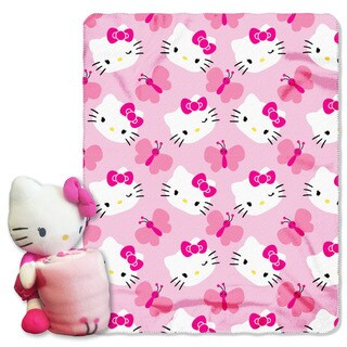 ENT 038 Hello Kitty Butterfly
