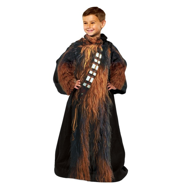 ENT 023 Star Wars Being Chewbacca Robe