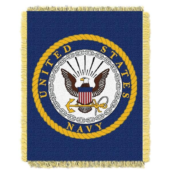 ENT 019 US Navy Blanket