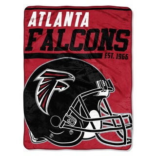 The Northwest Company NFL Atlanta Falcons 40yd Dash Micro Blanket
