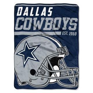NFL 059 Cowboys 40yd Dash Micro Blanket