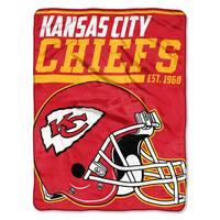NFL 059 Chiefs 40yd Dash Micro Blanket