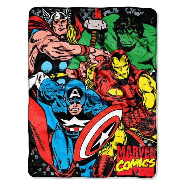 ENT 059 Avengers We Fight Blanket