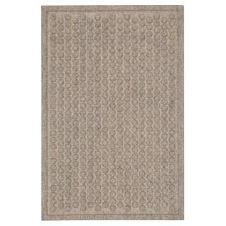 Mohawk Home Dots Impressions Chestnut Doormat (3' x 4')