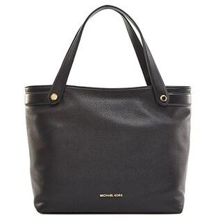 Michael Kors Black Medium Hyland Convertible Tote Bag