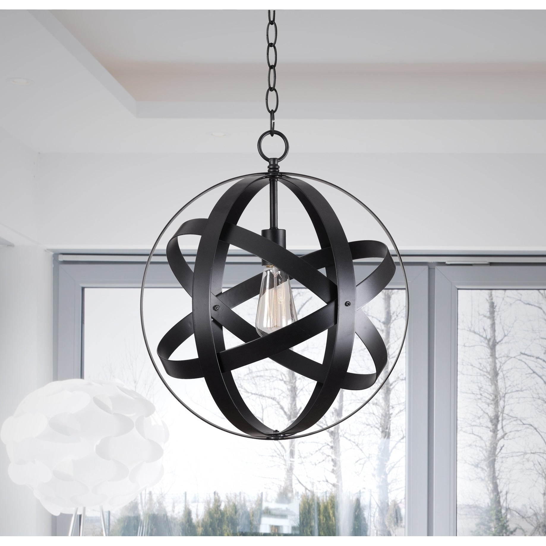 Buy Industrial, Metal Ceiling Lights Online at Overstock.com | Our ...