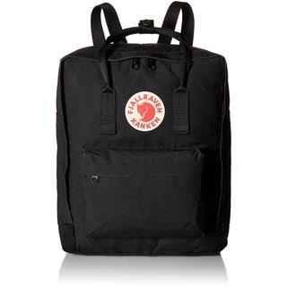 Kanken 15-inch Black Daypack