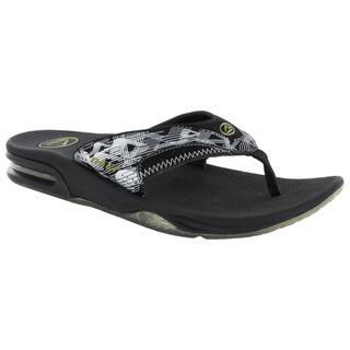Reef Mens Fanning Flip Flop Sandals|https://ak1.ostkcdn.com/images/products/13292048/P20003172.jpg?impolicy=medium