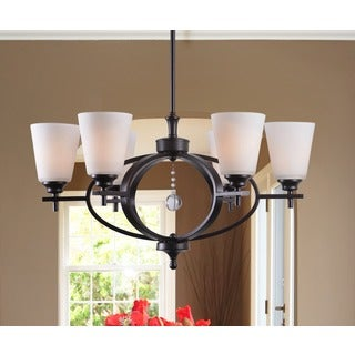 Hera 6 Light Chandelier
