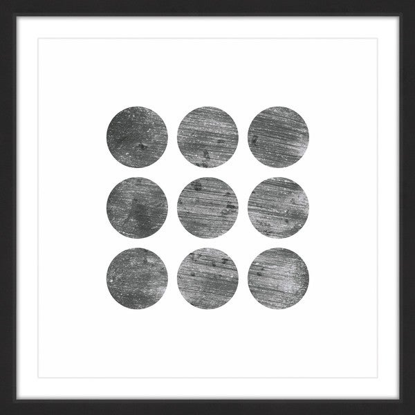 Marmont Hill 'Alignment' by Bryon White Framed Wall Art Print