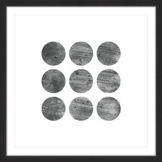 Clay Alder Home 'Alignment' by Bryon White Framed Multi Wall Art Print