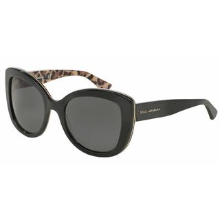 Dolce&Gabbana Women DG4233 ENCHANTED BEAUTIES 285787 Multi Cat Eye Sunglasses