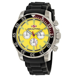 Seapro Men's SP8333 Scuba Explorer Watches