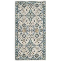 Safavieh Evoke Vintage Ivory / Light Blue Distressed Rug - 2'2 x 4'