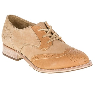 Cat by Caterpillar Women's Reegan Latte Shoes