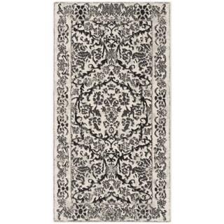 Safavieh Evoke Vintage Oriental Ivory / Grey Distressed Rug (2' 2 x 4')