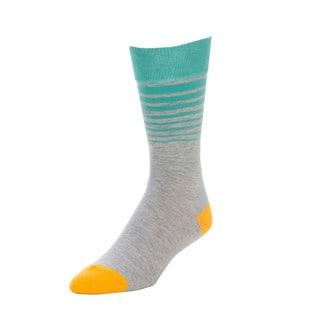 STROLLEGANT Serenity Men's 1 Pair Size 10-13 Crew Socks