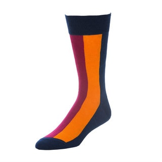 STROLLEGANT Upbeat Men's 1 Pair Size 10-13 Crew Socks