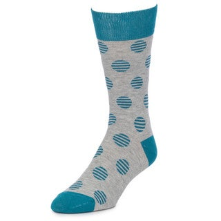 STROLLEGANT Charisma Men's 1 Pair Size 10-13 Crew Socks