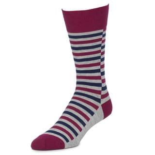 STROLLEGANT Coastline Men's 1 Pair Size 10-13 Crew Socks