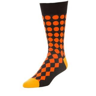 STROLLEGANT Divergence Men's 1 Pair Size 10-13 Crew Socks