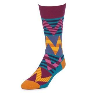 STROLLEGANT Freestyle Men's 1 Pairs Size 10-13 Crew Socks