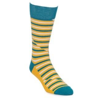 STROLLEGANT Optical Men's 1 Pair Size 10-13 Crew Socks