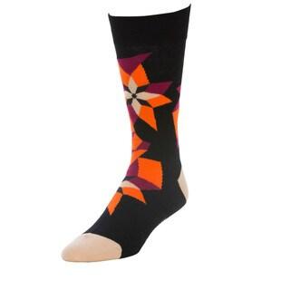 STROLLEGANT Radical Men's 1 Pair Size 10-13 Crew Socks