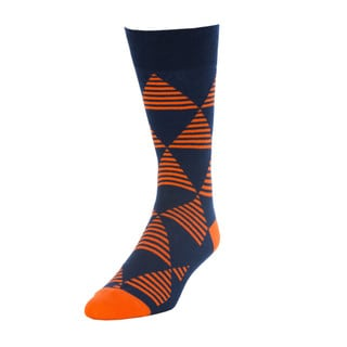 STROLLEGANT Top Floor Men's 1 Pair Size 10-13 Crew Socks