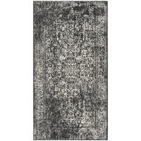 Safavieh Evoke Vintage Oriental Black/ Grey Distressed Rug - 2'2 x 4'