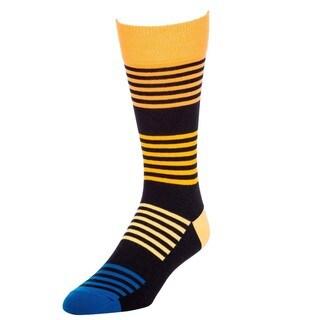 STROLLEGANT Collected Men's 1 Pair Size 10-13 Crew Socks
