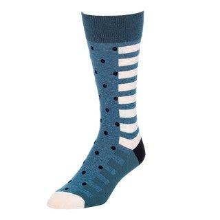 STROLLEGANT Converge Men's 1 Pair Size 10-13 Crew Socks