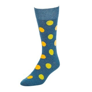STROLLEGANT Elementary Men's 1 Pair Size 10-13 Crew Socks