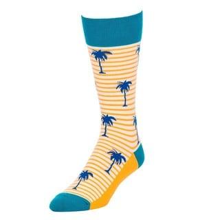STROLLEGANT Harbor Men's 1 Pair Size 10-13 Crew Socks
