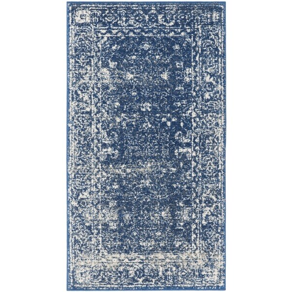 Shop Safavieh Evoke Vintage Oriental Navy Blue Ivory