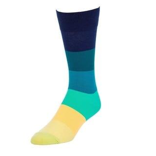 STROLLEGANT High Noon Men's 1 Pair Size 10-13 Crew Socks