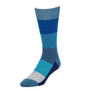STROLLEGANT Submerge Men's 1 Pair Size 10-13 Crew Socks