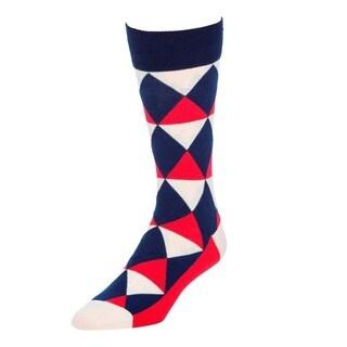 STROLLEGANT Chief Men's 1 Pair Size 10-13 Crew Socks