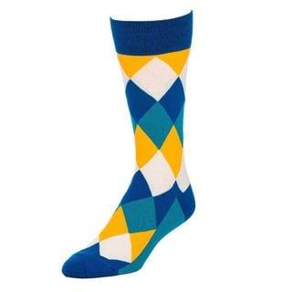 STROLLEGANT Academy Men's 1 Pair Size 10-13 Crew Socks