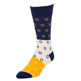 STROLLEGANT Sonic Men's 1 Pair Size 10-13 Crew Socks