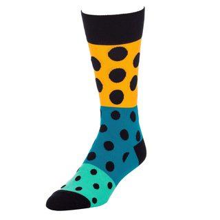 STROLLEGANT Upgrade Men's 1 Pair Size 10-13 Crew Socks
