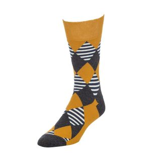 STROLLEGANT Comrade Men's 1 Pair Size 10-13 Crew Socks