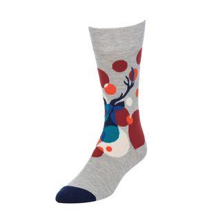 STROLLEGANT Evolution Men's 1 Pair Size 10-13 Crew Socks