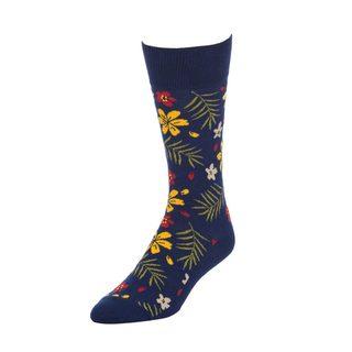 STROLLEGANT Resort Men's 1 Pair Size 10-13 Crew Socks