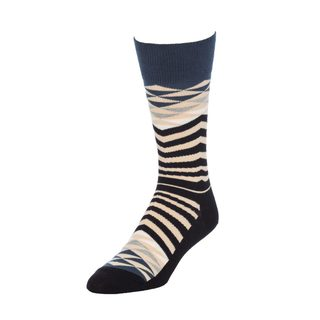 STROLLEGANT Safari Men's 1 Pair Size 10-13 Crew Socks