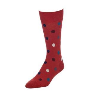 STROLLEGANT Seurat Men's 1 Pair Size 10-13 Crew Socks